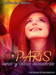 París amor y otros desastres - copertina