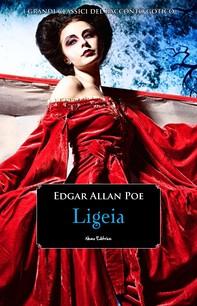 Ligeia  #3 Serie I Grandi Classici del Racconto Gotico - Librerie.coop