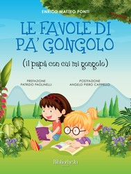 Le favole di Pa' Gongolo - copertina