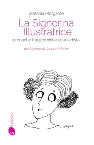 La signorina illustratrice - copertina