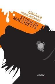 Storia di Macchietta - copertina