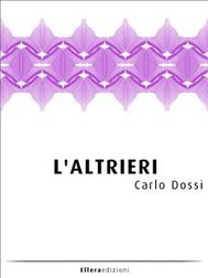 L'Altrieri - copertina