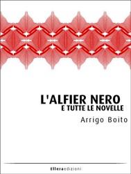 L'Alfier Nero e tutte le novelle - copertina