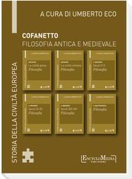 Cofanetto Filosofia Antica e Medievale - copertina