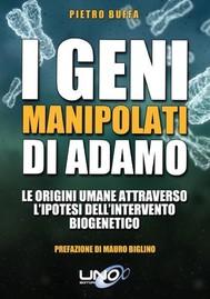 I Geni manipolati di Adamo - copertina