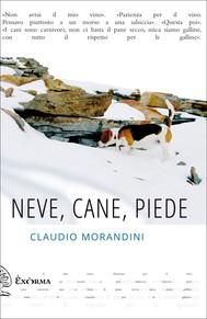 Neve, Cane, Piede - copertina