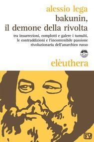 Bakunin, il demone della rivolta - copertina