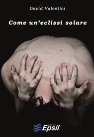 Come un'eclissi solare - copertina