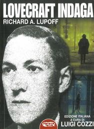 Lovecraft indaga - copertina