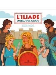 L'Iliade – Omero Per Gioco - copertina