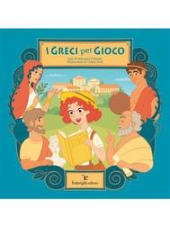 I Greci per Gioco - copertina