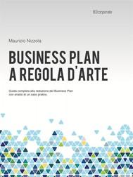 Business Plan a regola d'arte - copertina