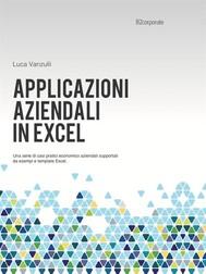 Applicazioni Aziendali Excel - copertina