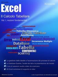 Il Calcolo Tabellare, Vol. I: nozioni fondamentali - copertina