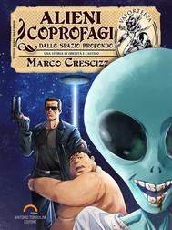 Alieni Coprofagi dallo Spazio Profondo - copertina