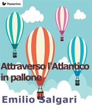 Attraverso l'Atlantico in pallone - copertina