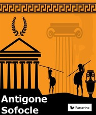 Antigone - copertina