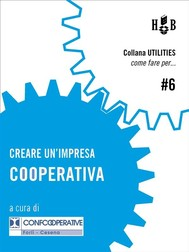 Creare un'impresa cooperativa - copertina