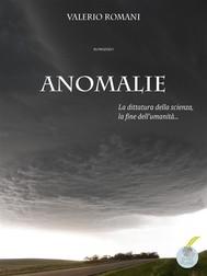 Anomalie - copertina