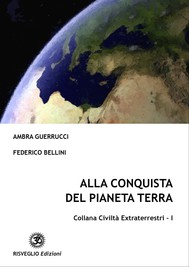 Alla Conquista del Pianeta Terra - copertina