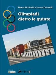 Olimpiadi dietro le quinte - copertina