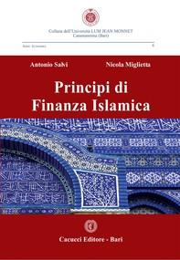 Principi di finanza islamica - Librerie.coop