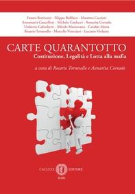 Carte quarantotto - Librerie.coop
