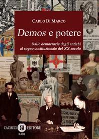 Demos e potere - Librerie.coop