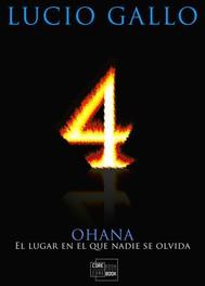 4 - OHANA El lugar en el que nadie se olvida - copertina