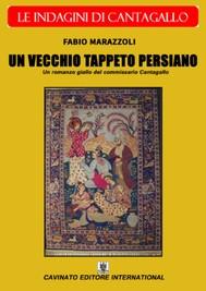Un vecchio tappeto persiano - copertina