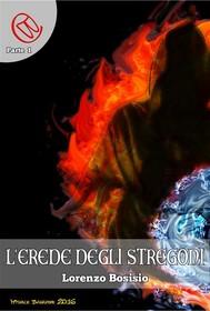 L'erede degli Stregoni - copertina