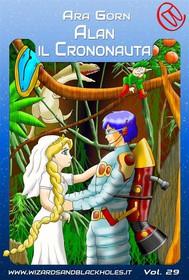 Alan il Crononauta - copertina