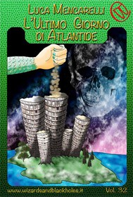 L'Ultimo Giorno di Atlantide - copertina