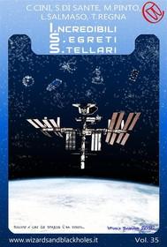 ISS - I.ncredibili S.egreti S.tellari - copertina