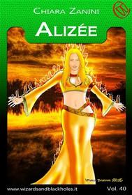 Alizée - copertina