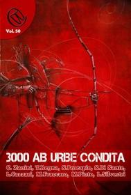 3000 ab Urbe condita - copertina