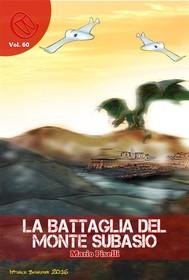 La Battaglia del Monte Subasio - copertina