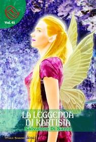 La Leggenda di Kartysia - copertina