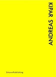 Andreas Kipar - copertina