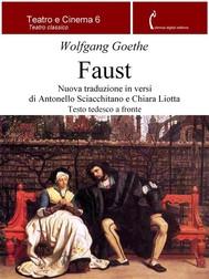 Faust Primo - copertina