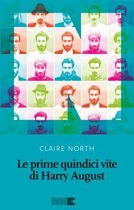 Le prime quindici vite di Harry August - copertina