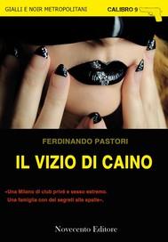 Il vizio di Caino - copertina