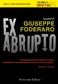 Ex abrupto - copertina