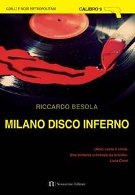 Milano disco inferno - Librerie.coop