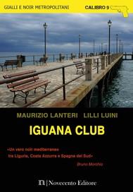 Iguana Club - copertina