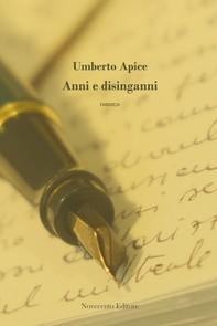 Anni e disinganni - Librerie.coop
