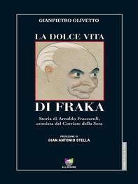 La dolce vita di Fraka - Librerie.coop