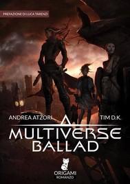 Multiverse Ballad - copertina