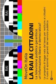 La RAI ai cittadini - copertina