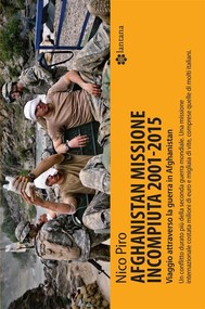 Afghanistan missione incompiuta 2001-2015 - copertina